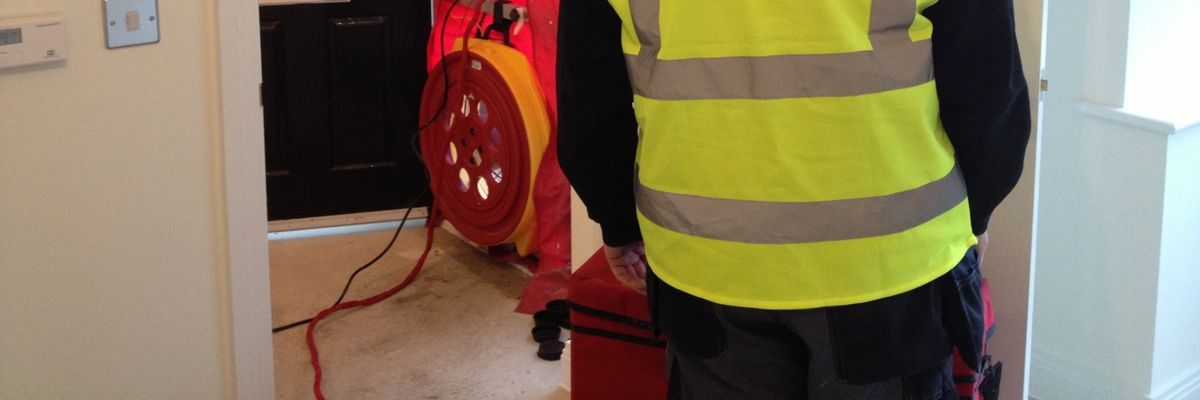 Airtightness Testing In Sandwell