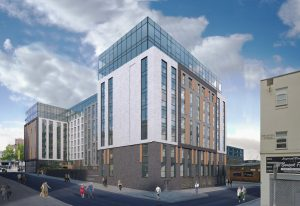 £31m contract to convert an empty department store in Liverpool city centre into 258 apartments